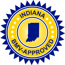 Indiana BMV-Approved
